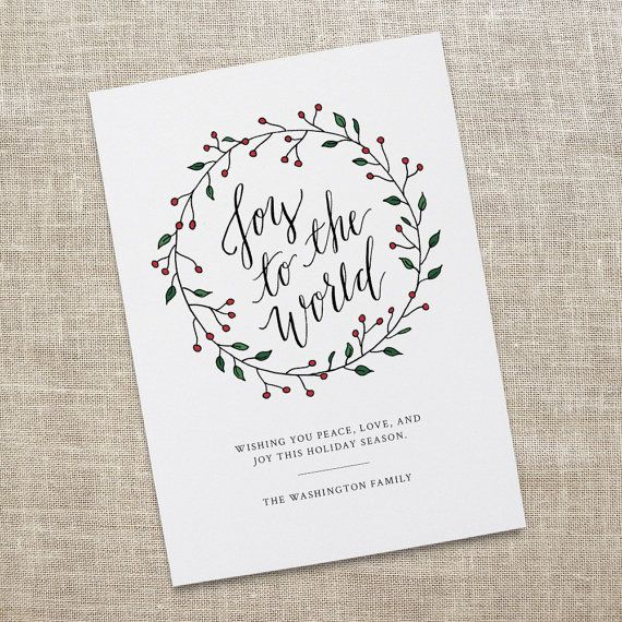 Hey, I found this really awesome Etsy listing at https://www.etsy.com/uk/listing/252799119/joy-to-the-world-holiday-card-printable