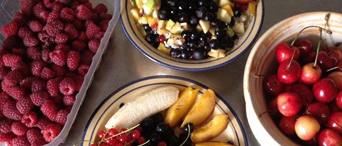 6 frutas para quemar grasa