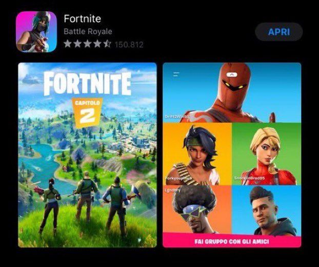 Rumor Fortnite Chapter 2 Is Coming Soon According To Leak