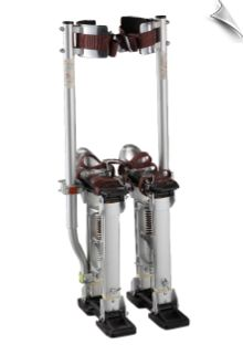 aluminum drywall stilts 15 to 23/Free shipping / $229
