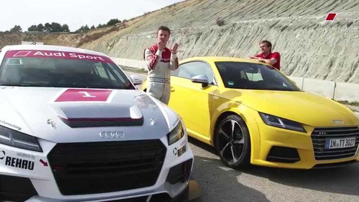 The Audi Sport Magazine Part 3