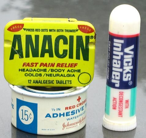 I remember theses...we used the vicks stick all the time lol
