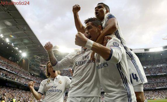 Liga Mistrzów: Kosmiczny mecz Ronaldo. Real zdemolował Atletico. WIDEO