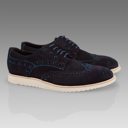 Paul Smith: Navy Hump, Fashion Shoes, Paul Smith, Shoes Fashion, Golf Shoes, Men Shoes, Girls Fashion, Hump Brogue, Navy Brogue