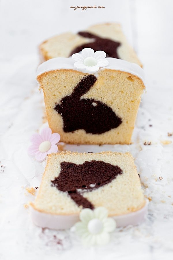 ℴ easter surprise bunny cake ℴ