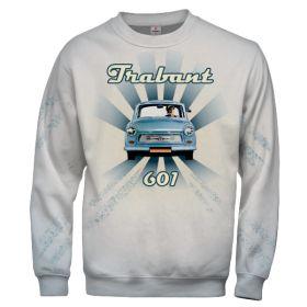 NIEMCY TRABANT 601 Bluza Bez Kaptura