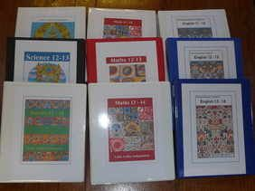 (UK Curriculum) Home Education Key Stage 3 Correspondence Courses