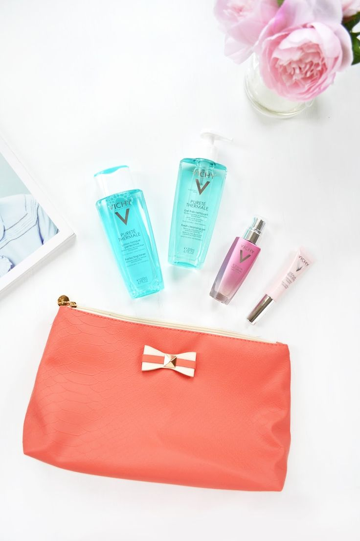 My First Impressions Of VICHY Skincare