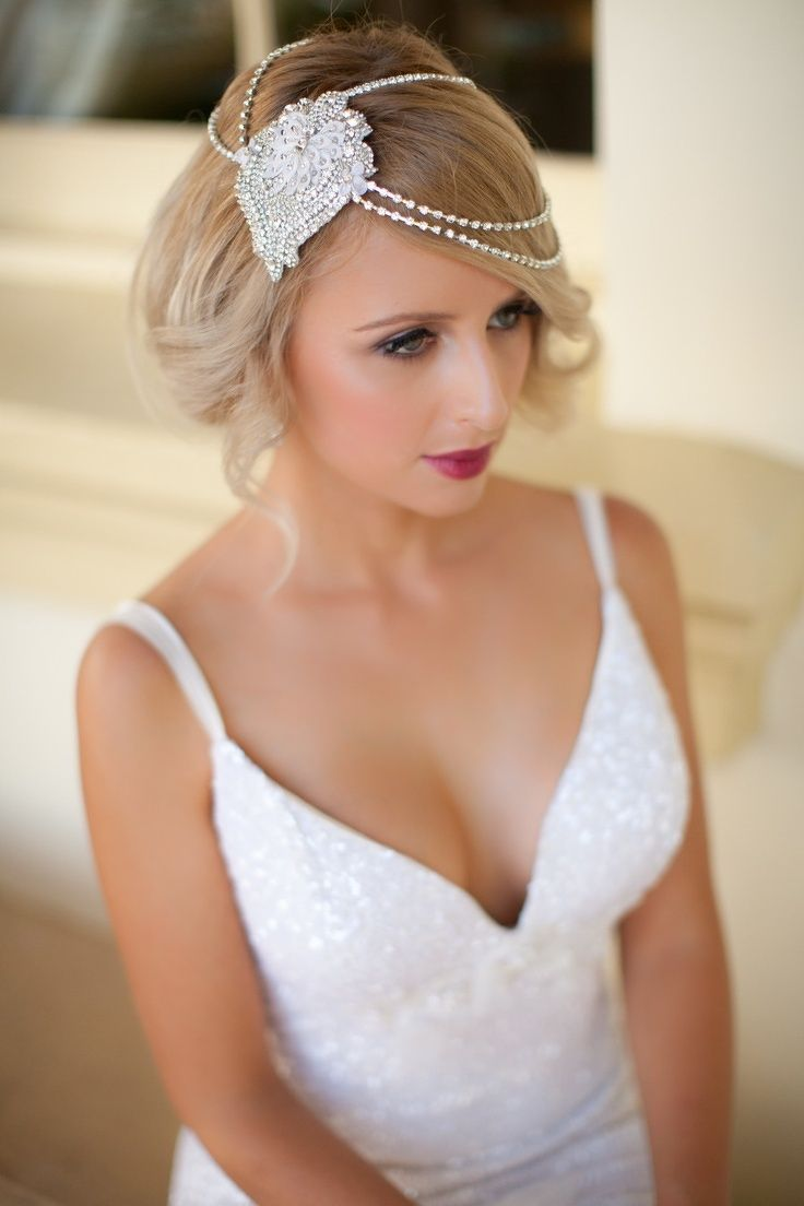 Br bridal headpieces montreal - Such A Beautiful And Elegant Hair Accessory Piece That Balances Perfectly With The Hair Style And