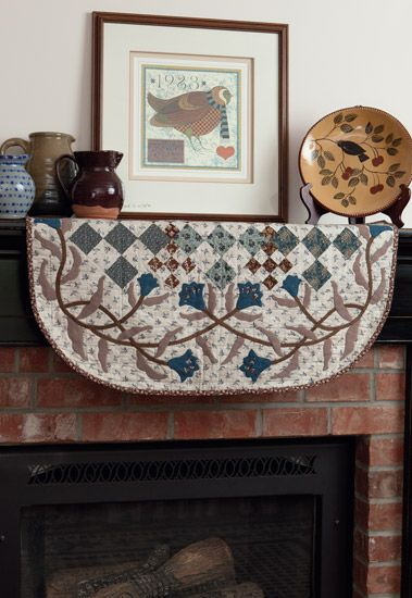 1000+ images about Mantel Runners on Pinterest   Runners ...