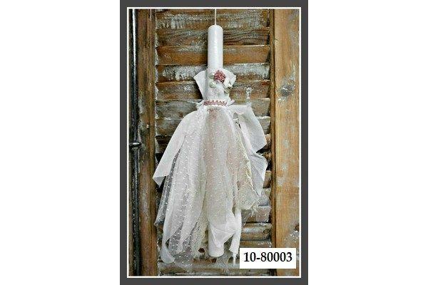 Λαμπάδες Πάσχα 2015 σε διάφορα vintage σχέδια