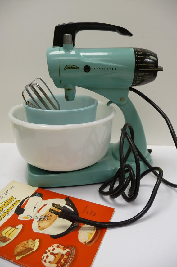 208 Best Mixers And Images On Pinterest Vintage