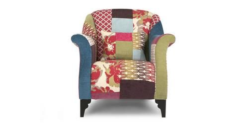 Shout Chair Shout Patchwork DFS Home Ideas Pinterest