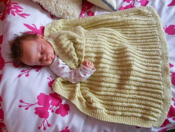 Baby blanket cot blanket pram blanket lap by Justbabydelights