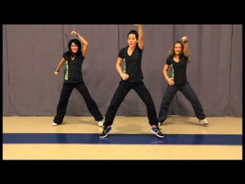 "▶ REFIT Dance Fitness ""MOVE"" Christian HIP HOP - YouTube"