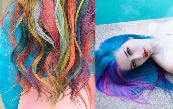 Lanciata dall' hair #stylist Danny Moon, il #colombrè hair, un misto tra ombrè hair e rainbow hair, è la nuova tendenza per l' estate 2015 è impazza tra dive, #teenager e sui social, #Instagram in primis.E' perfetto per l' #Estate, quando ci si sente più libere di provare #look un po' pazzi e che ben si addicono alla #spiaggia, ai lunghi abiti bianchi e alla spensieratezza.E voi che ne pensate? Lo proverete? Mostrateci le vostre #foto!