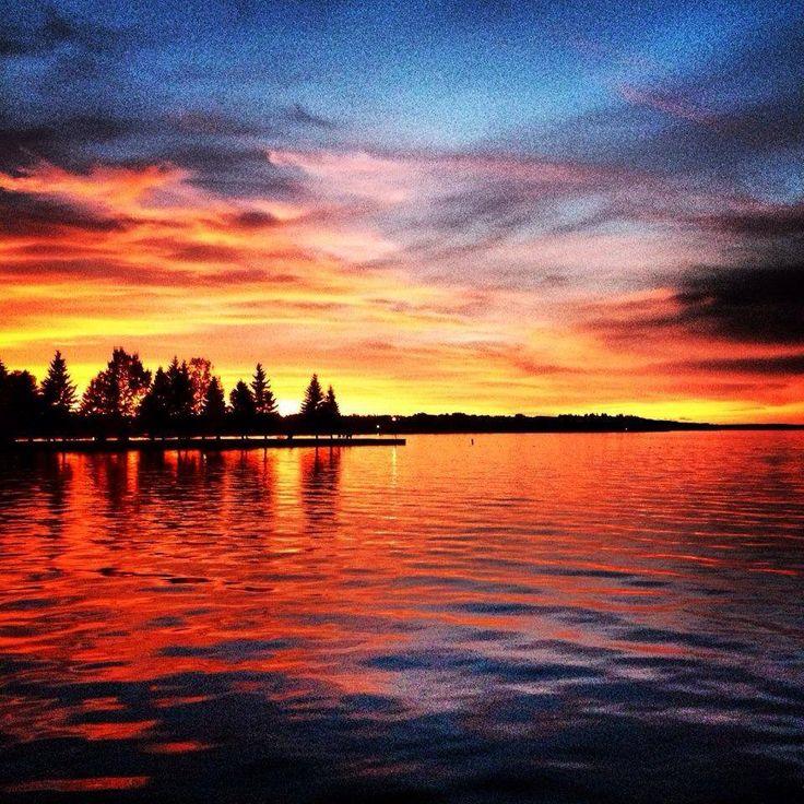 Sylvan Lake, Alberta, Canada