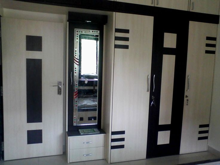 25 best ideas about wardrobe designs for bedroom on for Living room cupboard designs in india