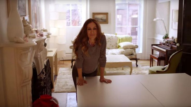 Sarah Jessica Parker: 5 home styling ideas