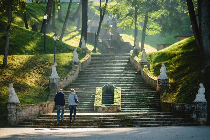 Pils Park, Cesis | Courtesy of Cesis Tourism Development and Information Department