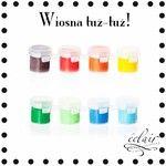 Soczyście kolorowe zdobienia na paznokciach? tylko z naszymi farbkami <3 #eclair #eclairnail #nailart #nailporn #nailswag #spring #colours #...