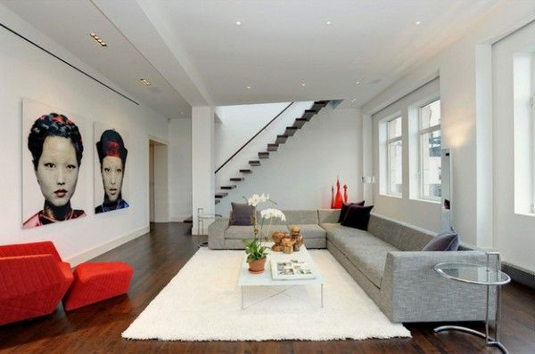 Thierry Mugler's Chic Penthouse – Chelsea