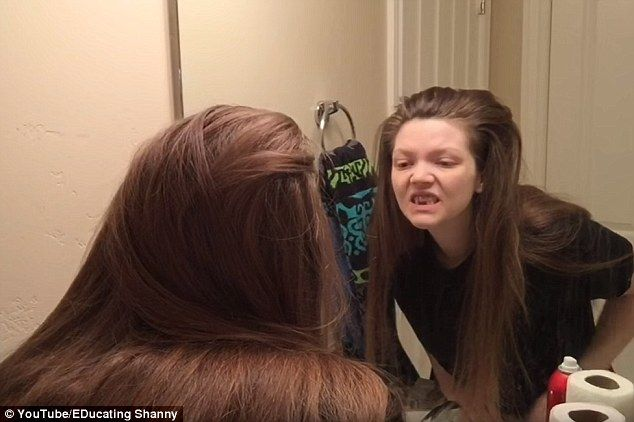 Warning: A blogger has shared the potentially devastating affects of bulimia as she shared...