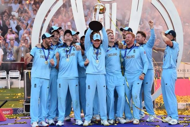 England Cricket Team Favourites For Spoty Award After All In 2020 Cricket World Cup Winners England Cricket Team Cricket World Cup
