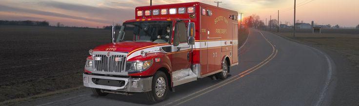 Ambulance and Emergency Vehicle Manufacturer | Medium Duty