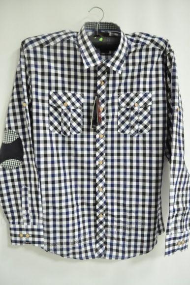 Koszula Męska 816A La Mardo (M-3XL) slim