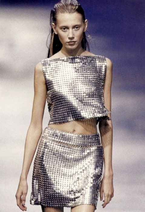 PACO RABANNE, SS96.