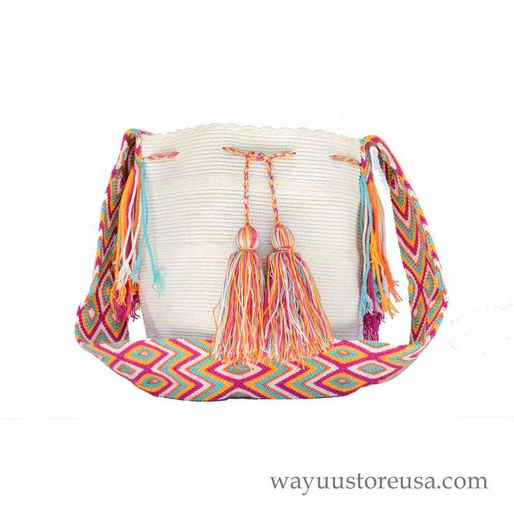 Check out the deal on Authentic Wayuu Mochila Bag - 318 at wayuustoreusa.com