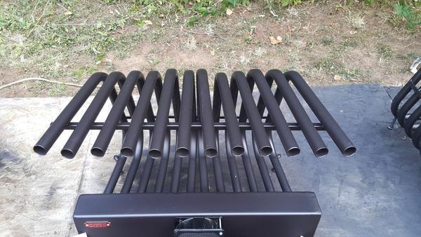 30tgr20td Fireplace Grate Heat Exchanger Fireback Andiron Blower