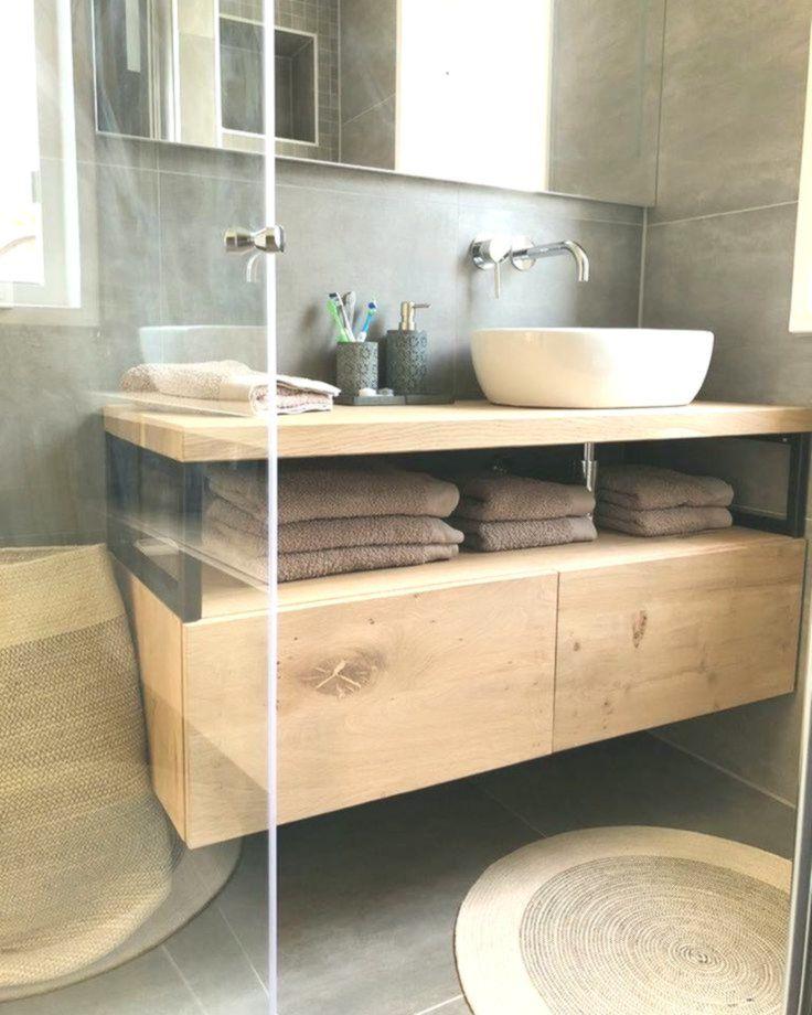 Industrielle Badezimmer Mobel Mit Oak Und Stahl Badezimmer Mobel In Bade Bathroom Furniture Industrial Bathroom Steel Bathroom