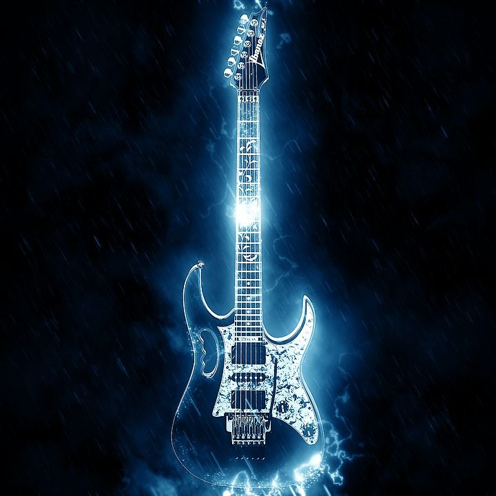 Free Image On Pixabay Electric Guitar Guitar Rock With Images