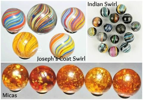 Vintage Marbles A Beginner S Guide To Collecting In 2019