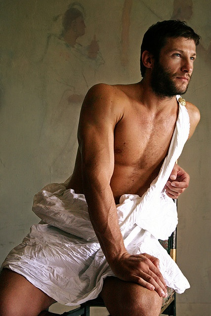 Greek Inspired Men S Fashion