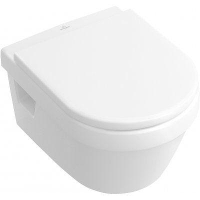Villeroy & Boch Architectura miska wisząca WC bez kołnierza wewnętrznego 5684R001