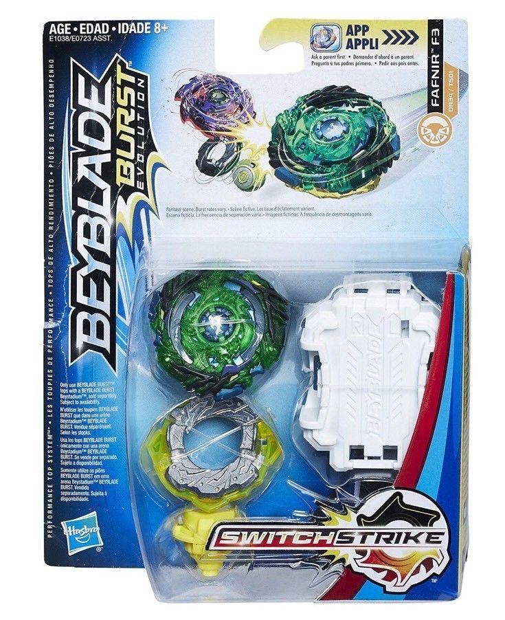 Hasbro Toupie Beyblade Burst Turbo jinnius J3