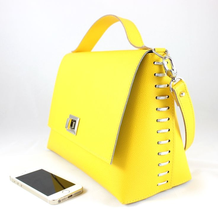 Giallo Sole by HylaBag