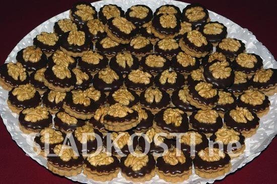 Granko dortíčky s čokoládou