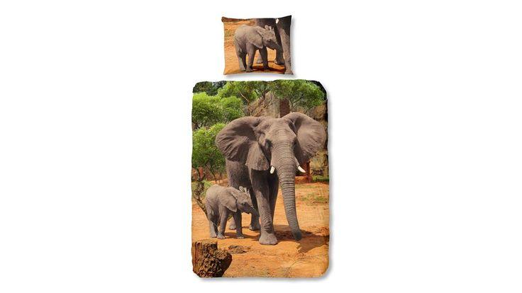 Elephants dekbedovertrek