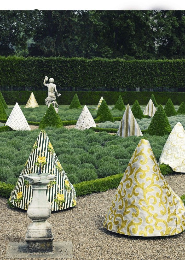 House U0026 Garden Magazine: New Fabric Collections