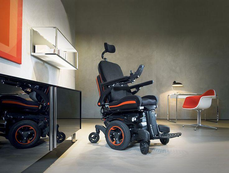 Silla de ruedas eléctrica JIVE M2 Sedeo Ergo | Sunrise Medical