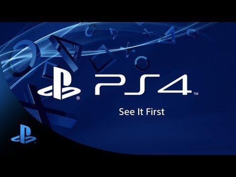 PS4-Design wird auf dem E3 2013 präsentiert....