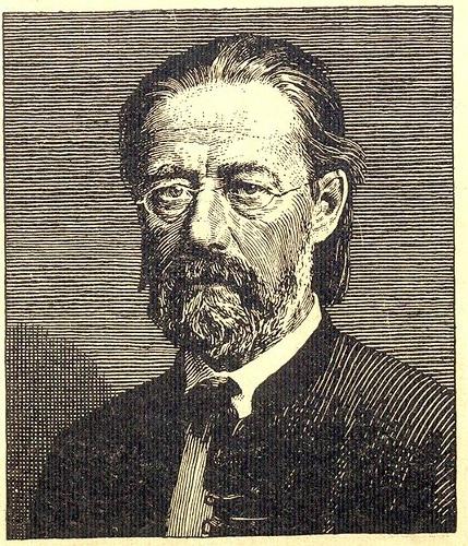 Czech Composer Smetana, 1930