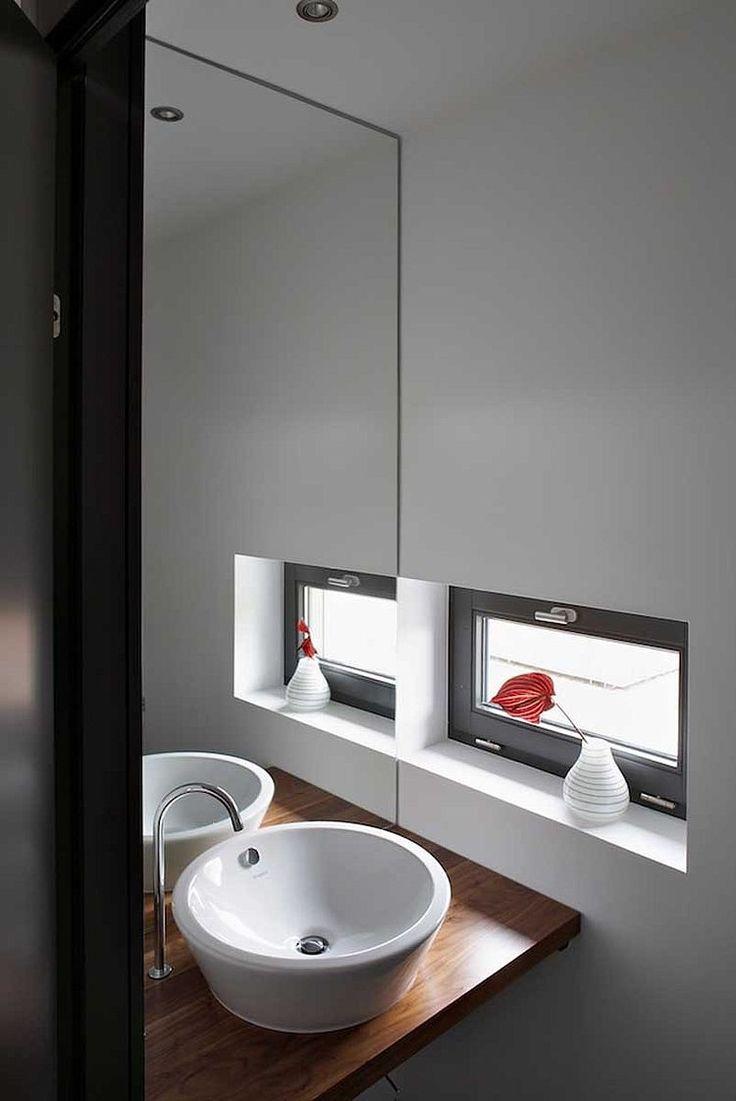 25 beste idee n over kleine wastafel op pinterest slobhopper kleine wasruimte en kleine - Wastafel originele ...