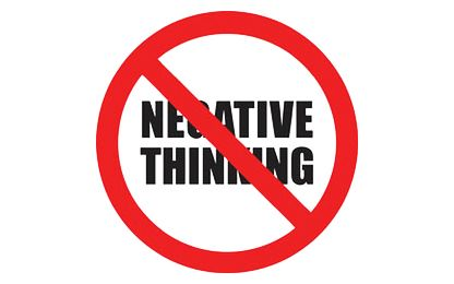 Do Not Allow Negative Thoughts