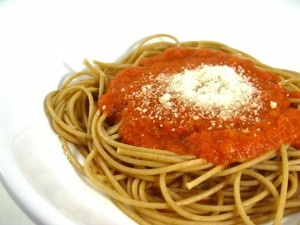 Fresh Roasted Marinara Sauce