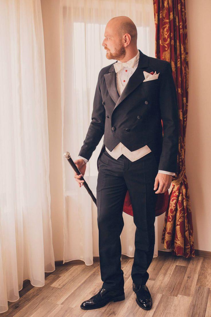 Romantic Victorian Wedding Groom Style Photo Credits: Vlad Gherman Photography